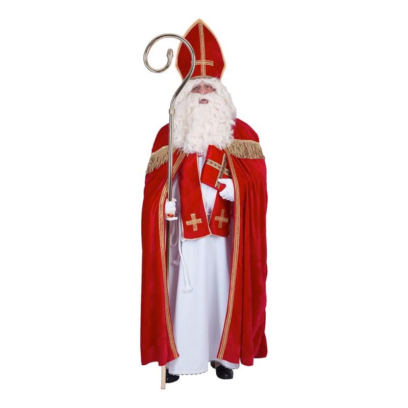 Saint Nicholas Maskeraddräkt - One size
