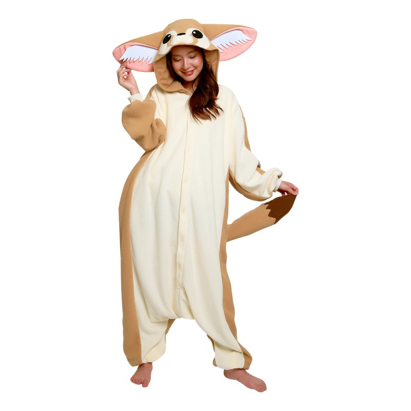 Fennec Fox Kigurumi - One size