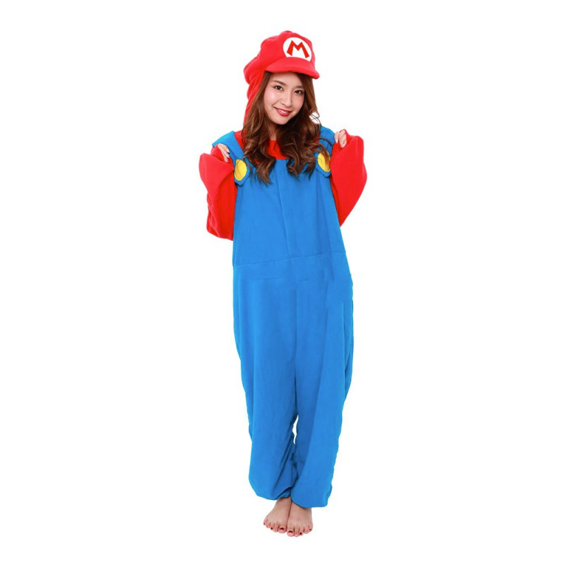 Super Mario Kigurumi - One size