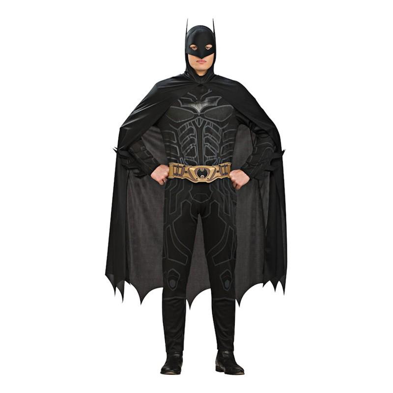 Batman Dark Knight Maskeraddräkt - Medium