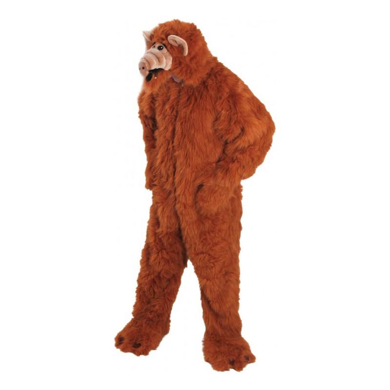 Alf Deluxe Maskeraddräkt - One size