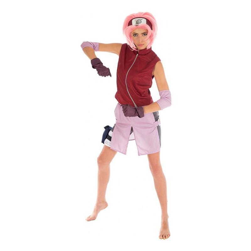 Sakura Haruno Maskeraddräkt - Small