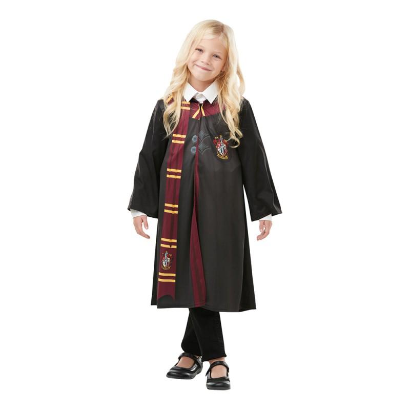 Gryffindor Deluxe Barn Maskeraddräkt - Small