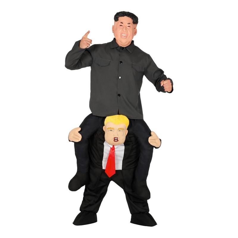 Ridande President Maskeraddräkt - Large
