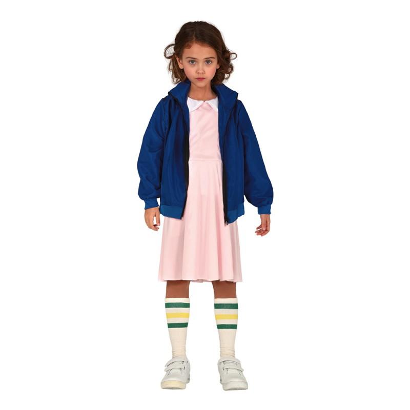 Telepatisk Flicka Barn Maskeraddräkt - Small