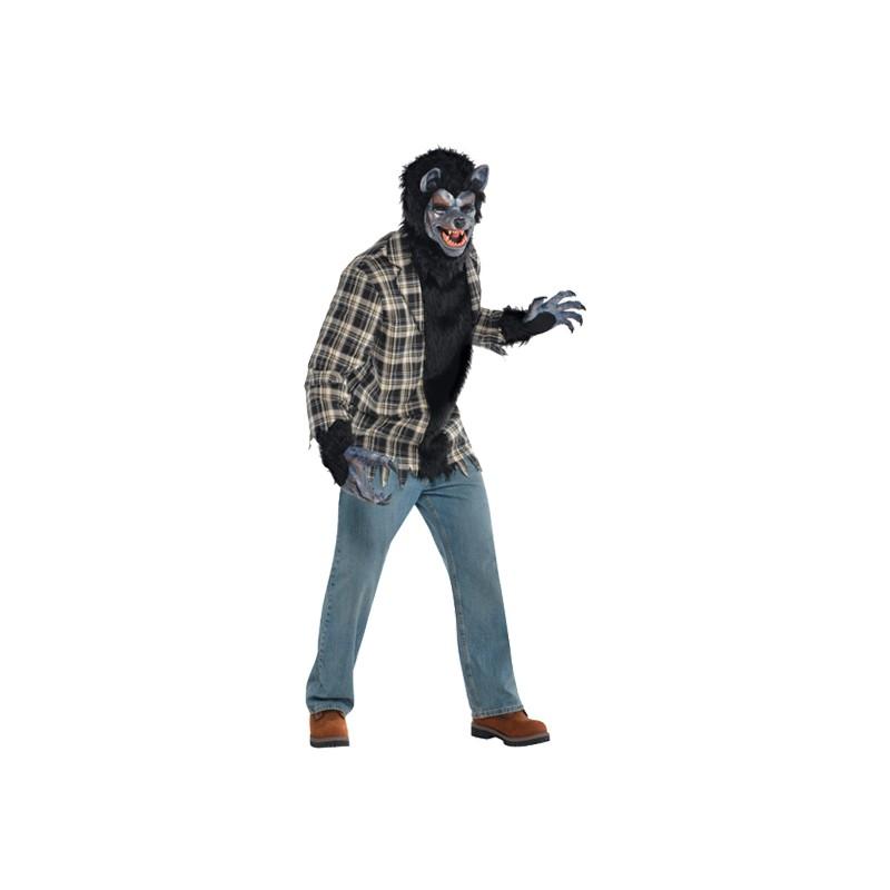 Varulv Halloween Maskeraddräkt - Medium/Large
