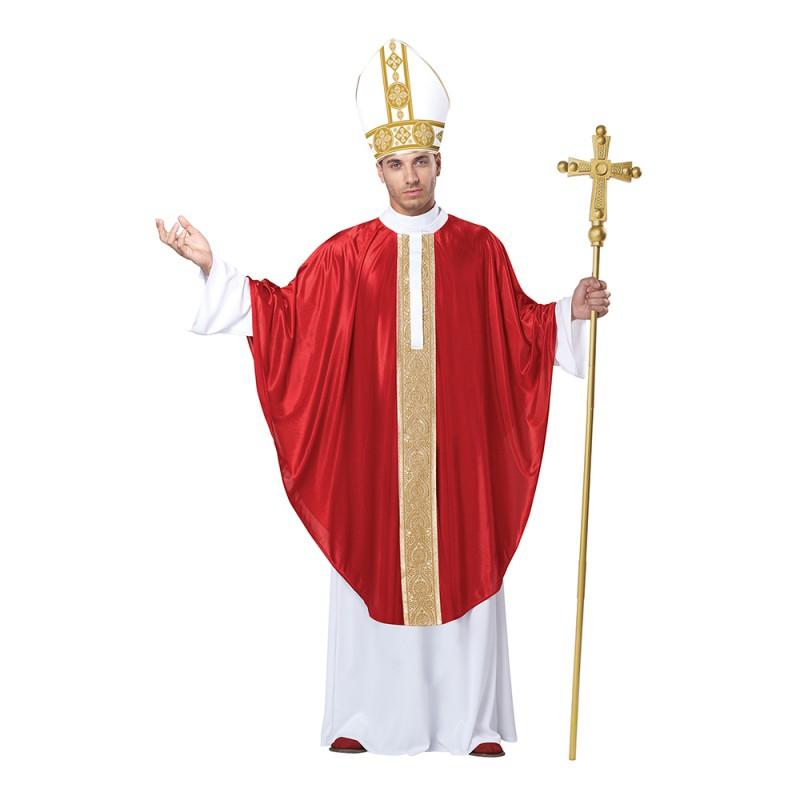 Påven Maskeraddräkt - Small/Medium