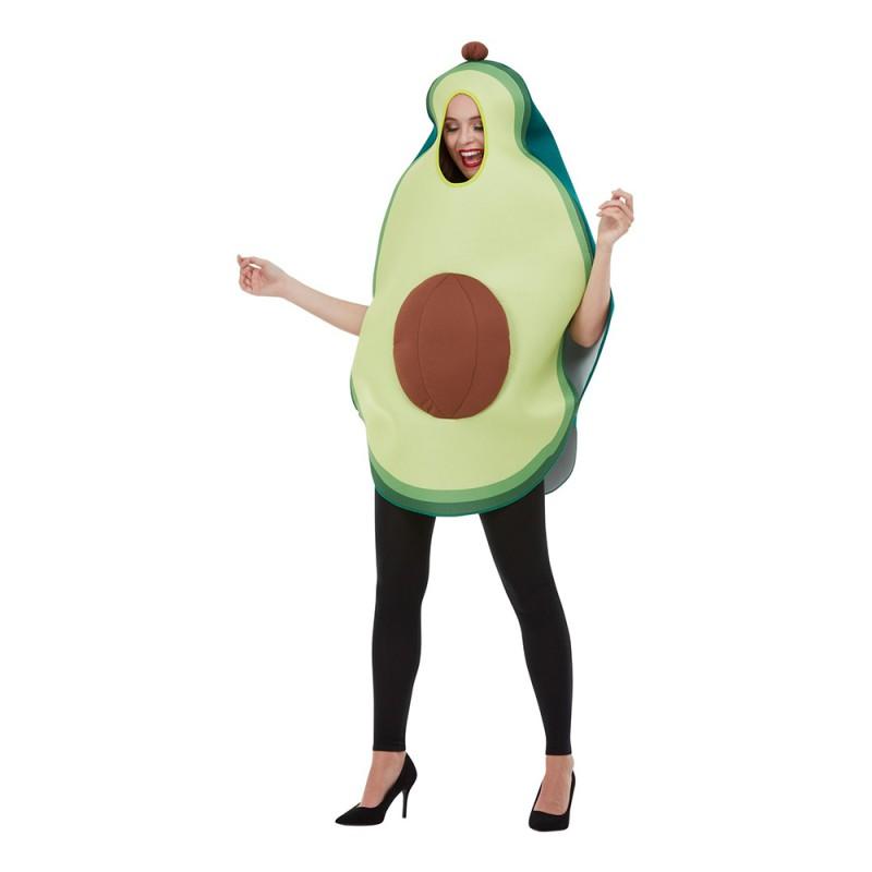 Avokado Maskeraddräkt - One size