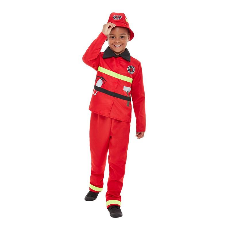 Brandman Barn Maskeraddräkt - Small