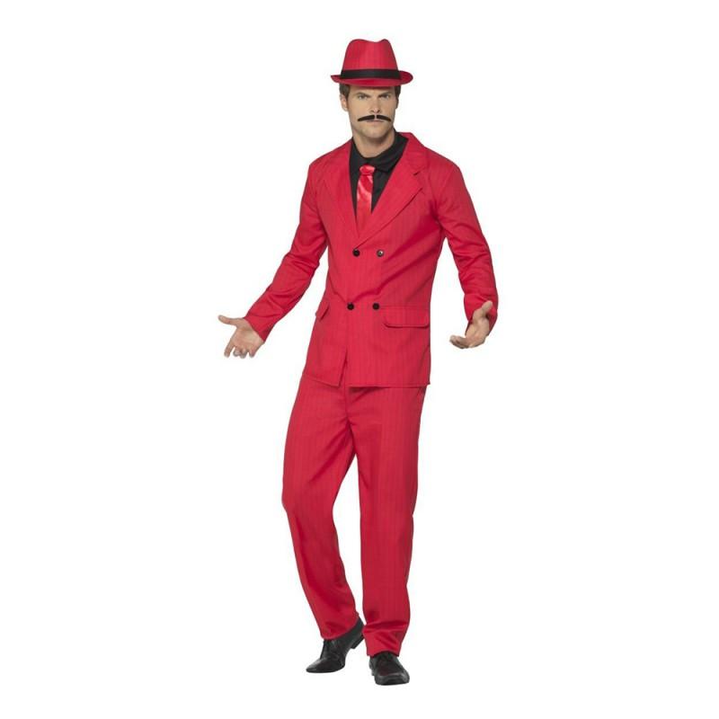 Zoot Kostym Maskeraddräkt - Medium