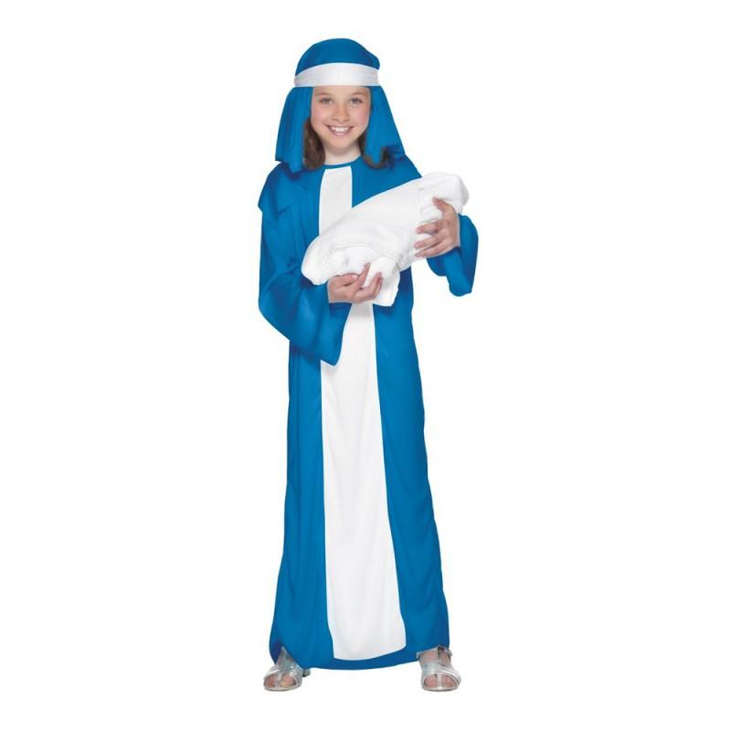 Jungfru Maria Barn Maskeraddräkt - Small