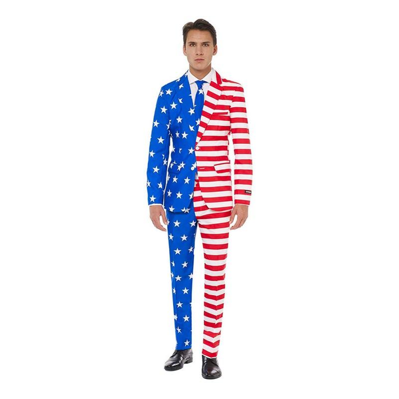 Suitmeister USA Kostym - Medium