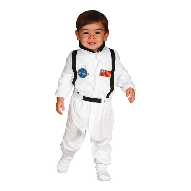 Astronaut Bebis Maskeraddräkt - 6-12 månader