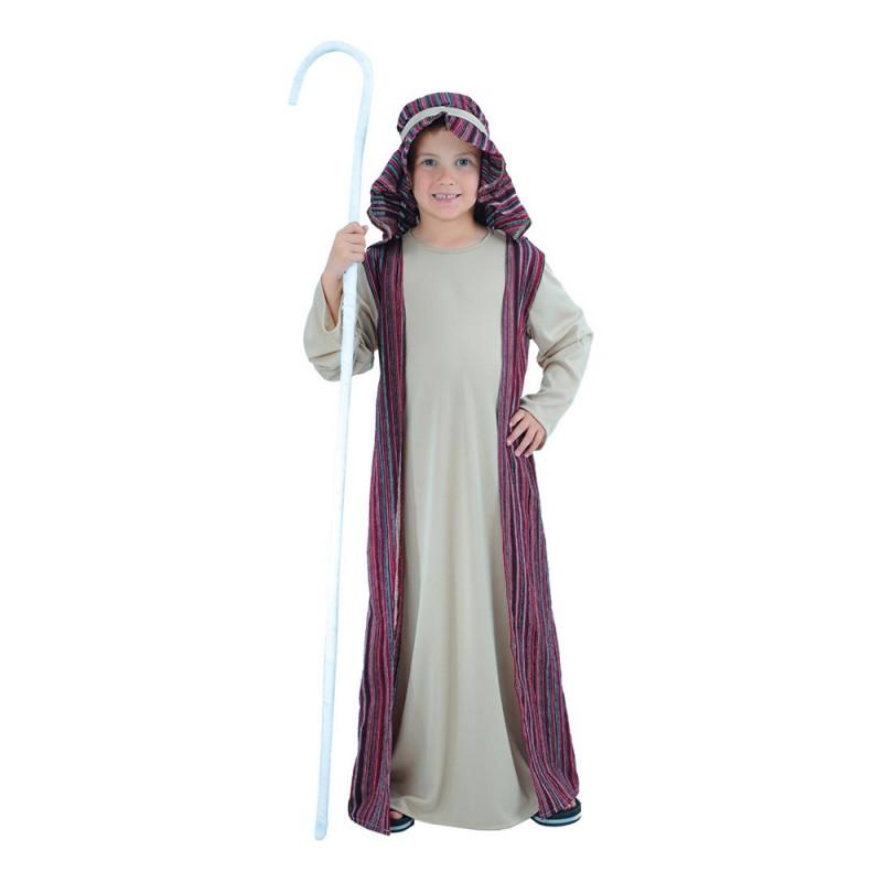Jesu Födelse Fåraherde Barn Maskeraddräkt - Small