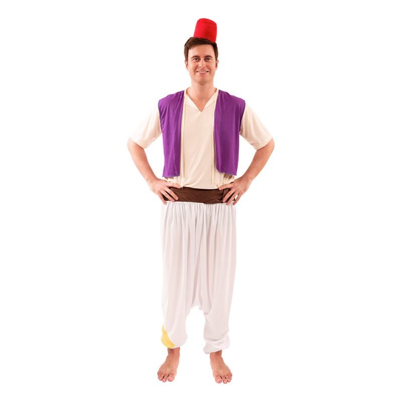 Aladdin Maskeraddräkt - Standard