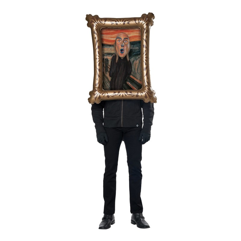 Skriet Maskeraddräkt - One size