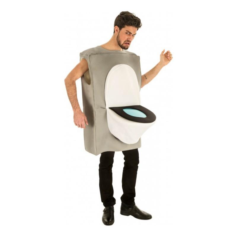 Toalett Maskeraddräkt - One size