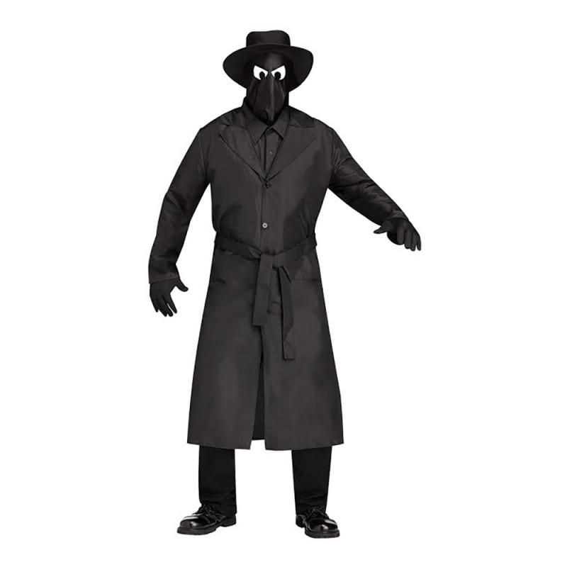 Hemlig Spion Maskeraddräkt - One size