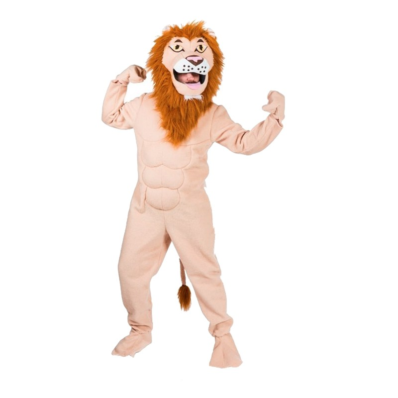 Lejon Maskeraddräkt - One size
