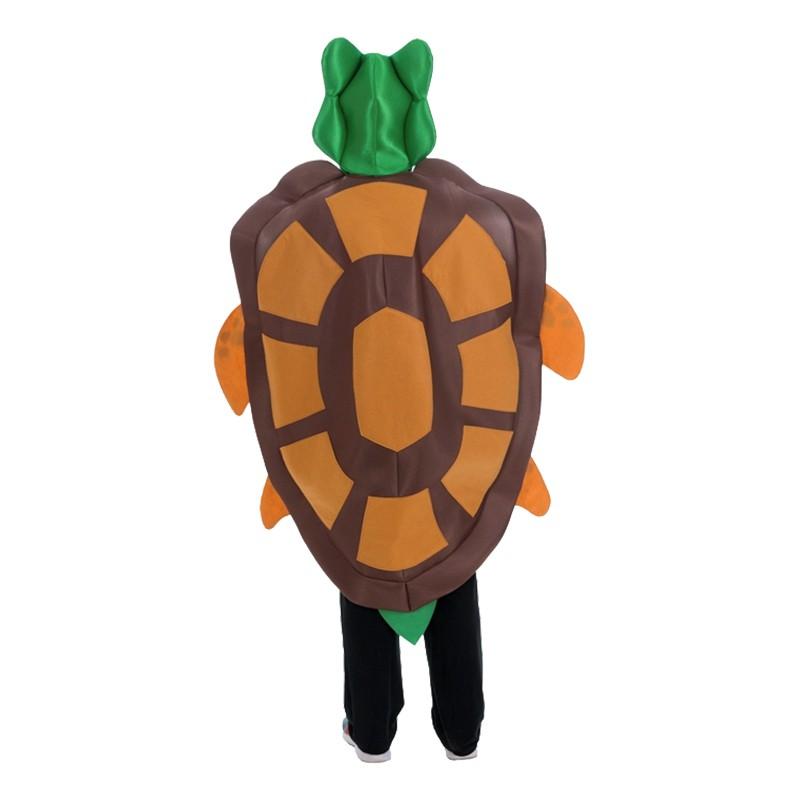 Sköldpadda Maskeraddräkt - One size
