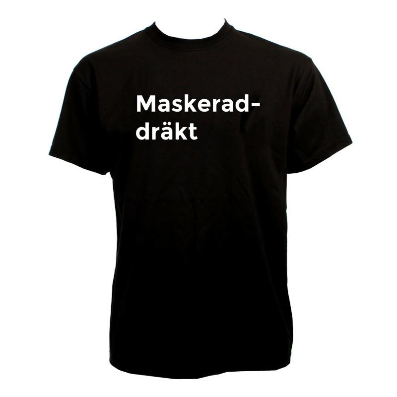 Maskeraddräkt T-shirt - Small