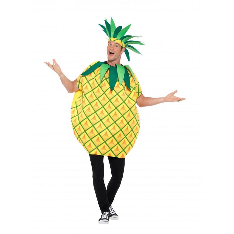 Ananas Maskeraddräkt