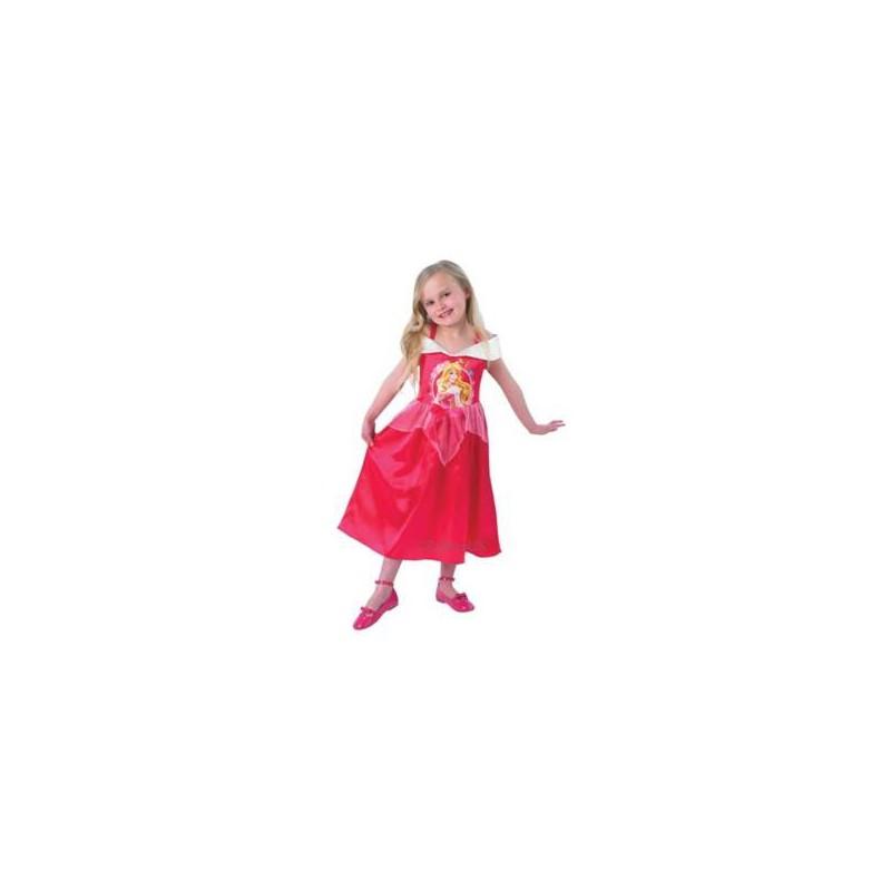 Törnrosa Klänning Maskeraddräkt Barn