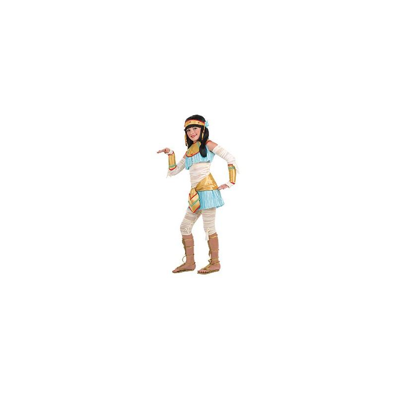Egyptisk Gudinna Maskeraddräkt Barn