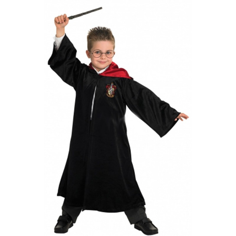 Harry Potter Deluxe Maskeraddräkt Barn