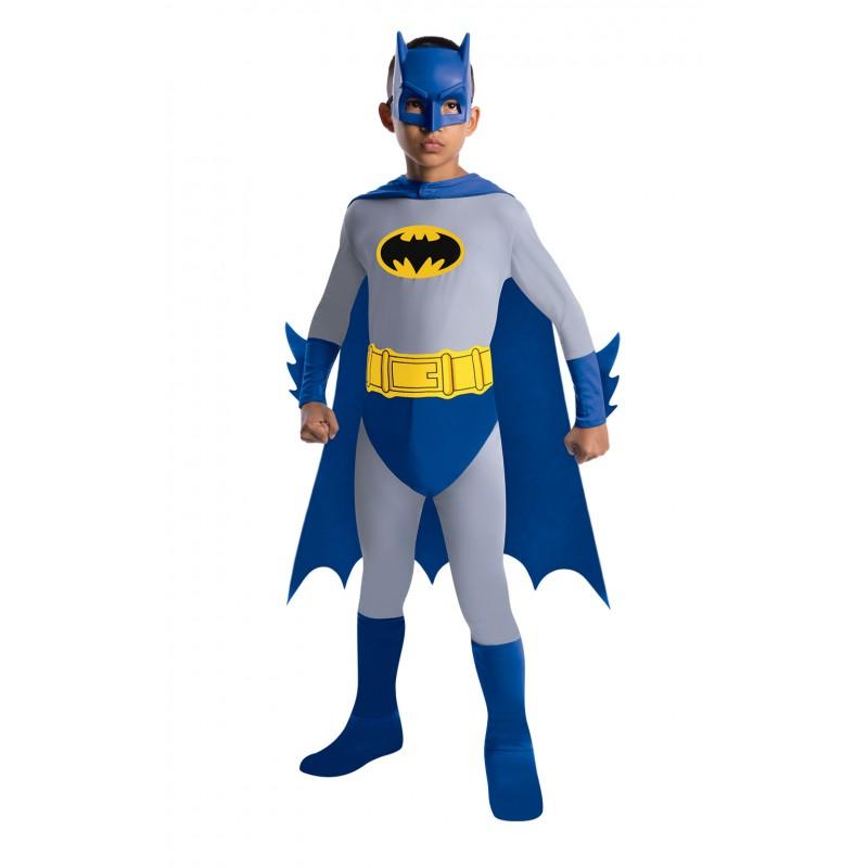 Batman Retro Maskeraddräkt Barn