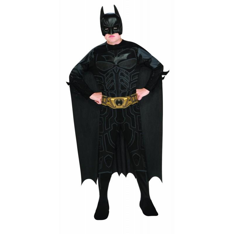 Batman Dark Knight Maskeraddräkt Barn