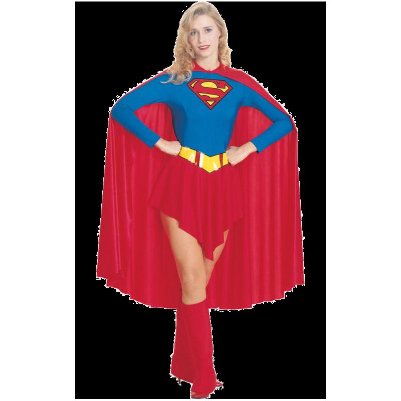 Supergirl Maskeraddräkt