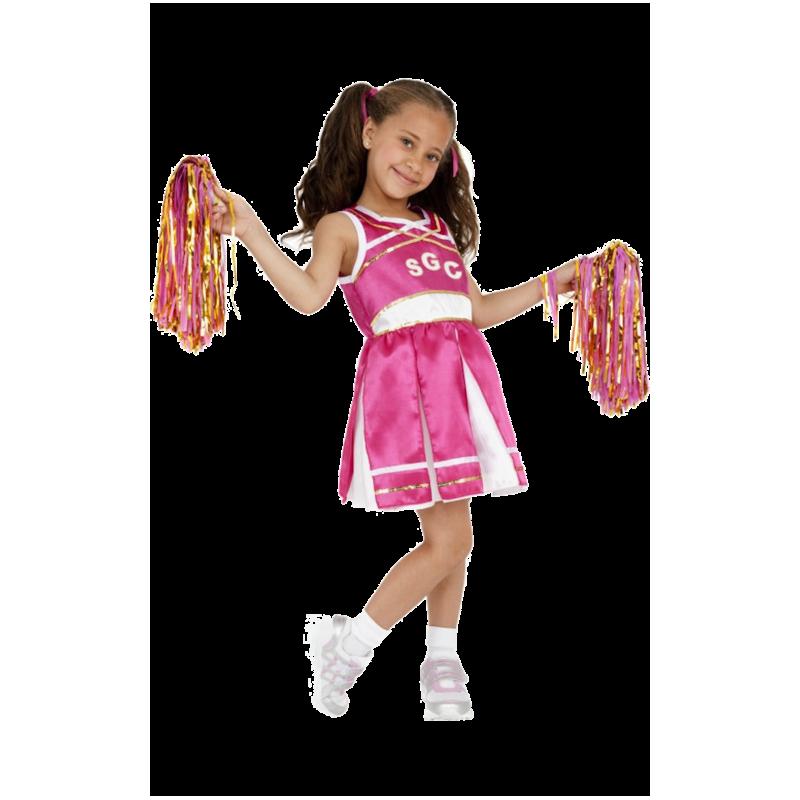 Cheerleader Maskeraddräkt Barn