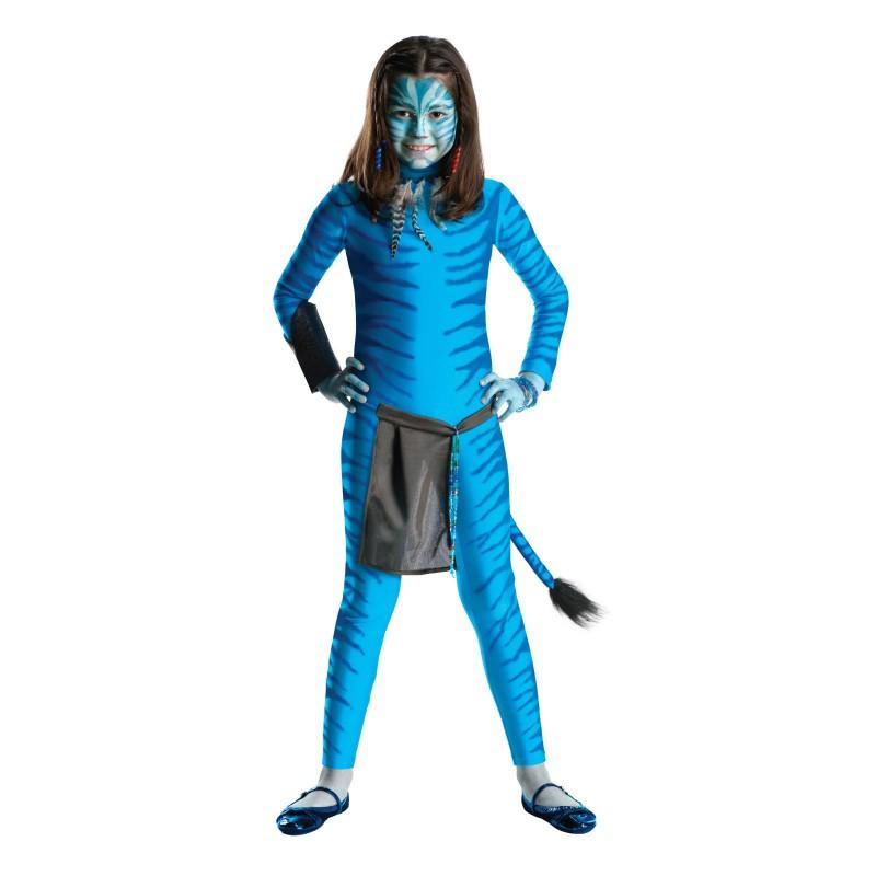 Avatar Na\'vi Maskeraddräkt Barn