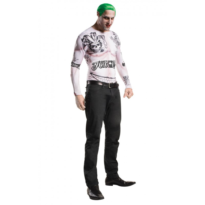The Joker Maskeraddräkt Kit