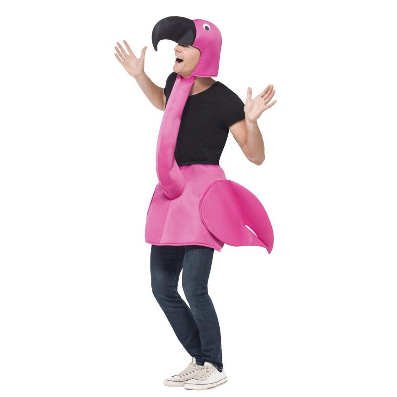 Flamingo Maskeraddräkt