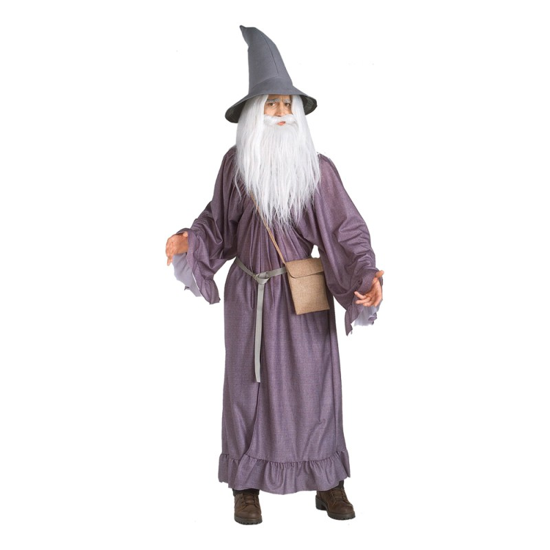 Gandalf Maskeraddräkt - One size