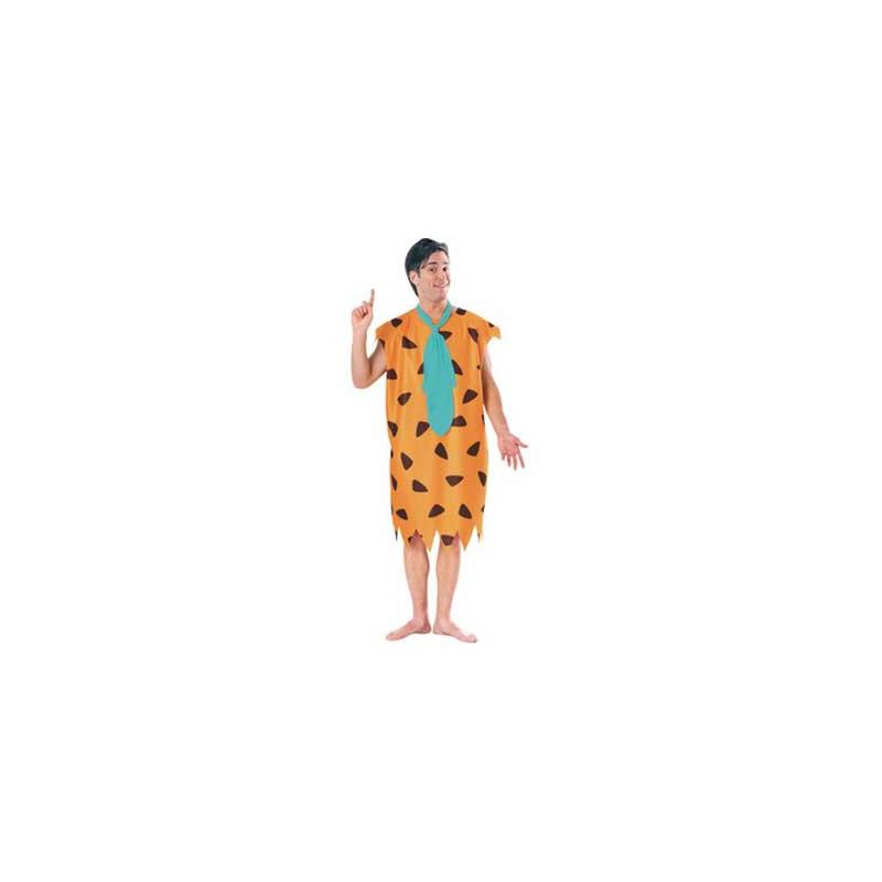Fred Flintstone Maskeraddräkt - Standard