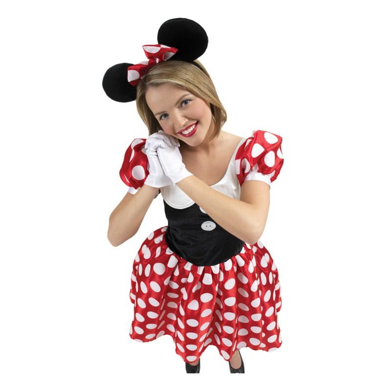Disney Mimmi Pigg Maskeraddräkt - Small