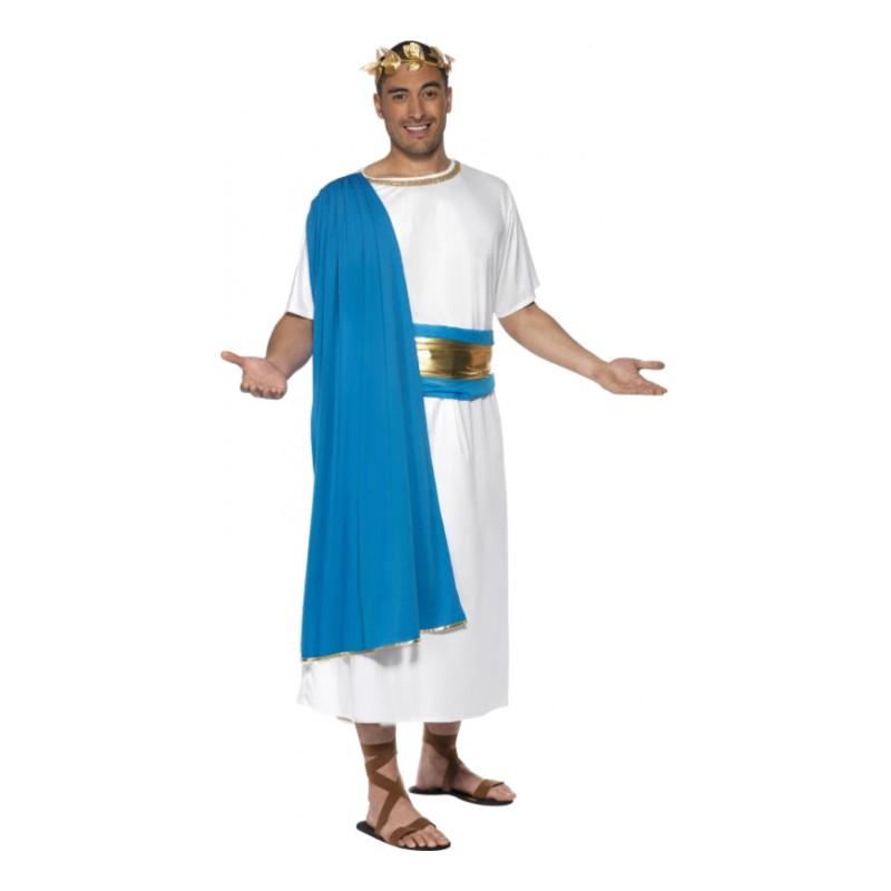 Romersk Senator Maskeraddräkt - Medium
