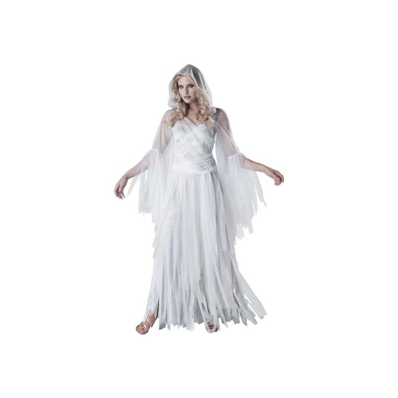 Spökklänning Maskeraddräkt - One size