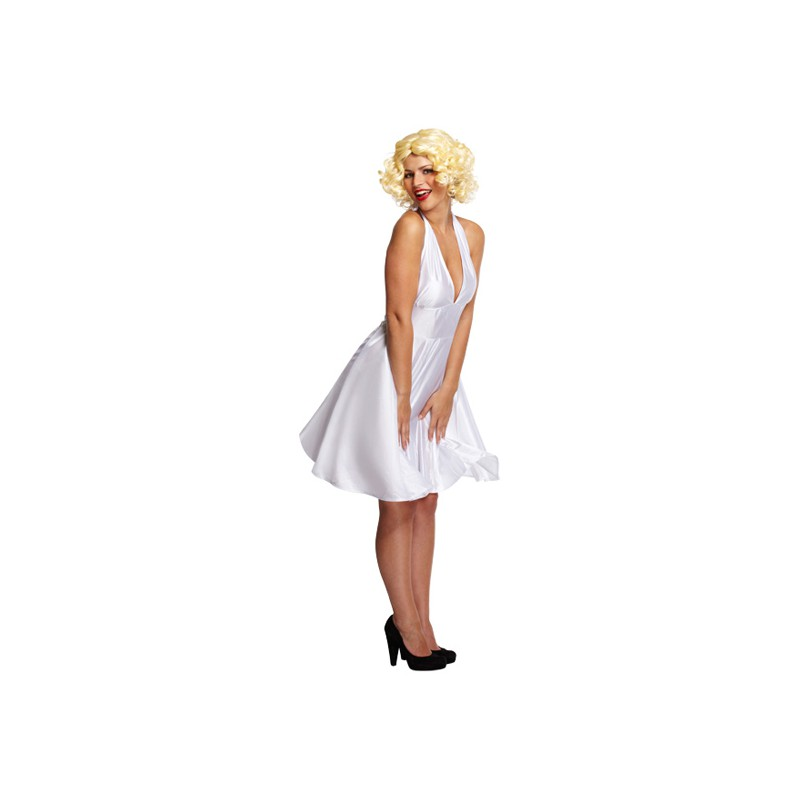 Marilyn Monroe Budget Maskeraddräkt - One size