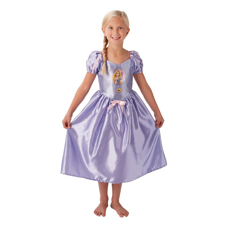 Disney Rapunzel Barn Maskeraddräkt - Small