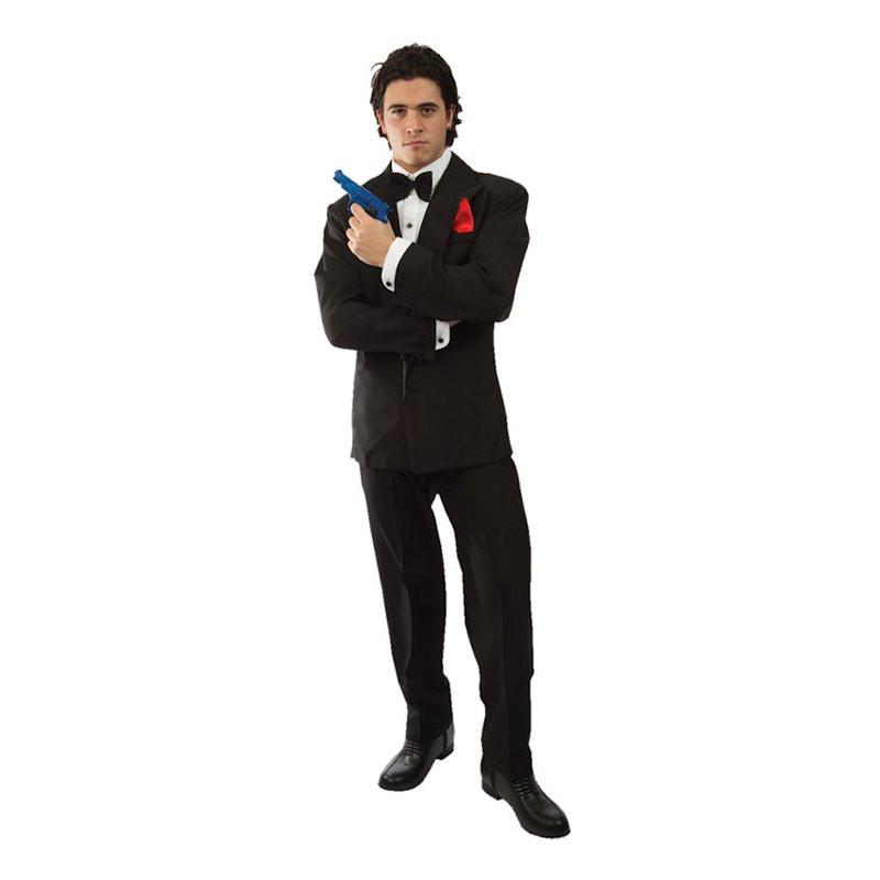 James Bond Maskeraddräkt - Standard