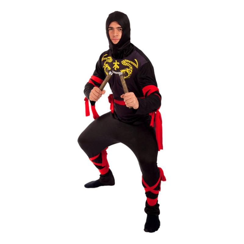 Ninja Maskeraddräkt - Standard
