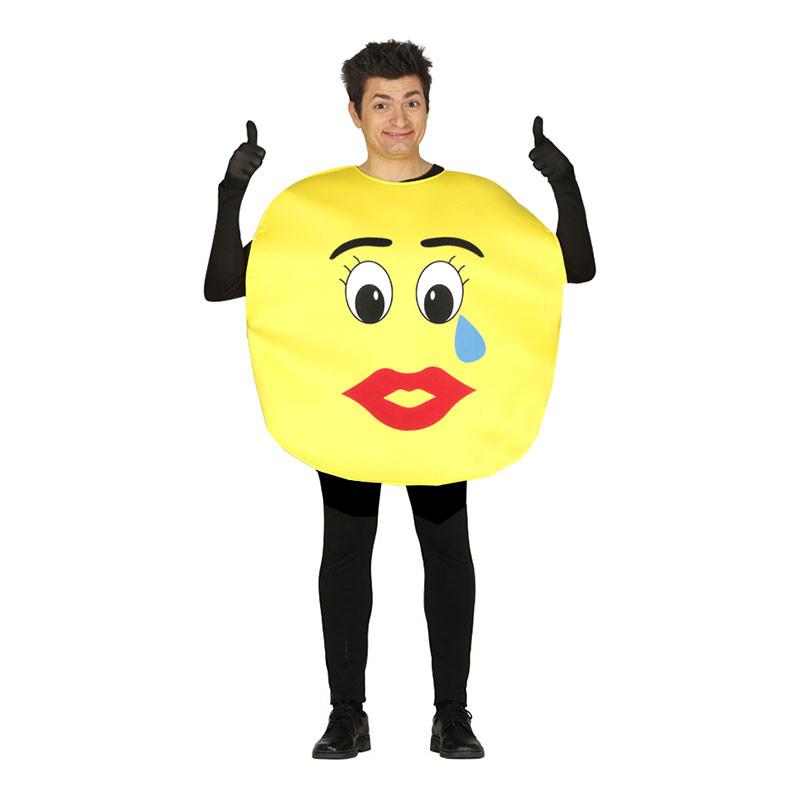 Emoji Maskeraddräkt - One size