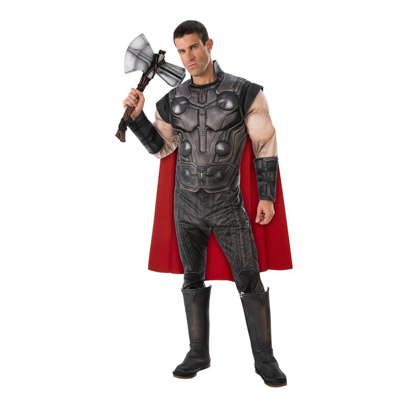 Thor Deluxe Maskeraddräkt - Standard