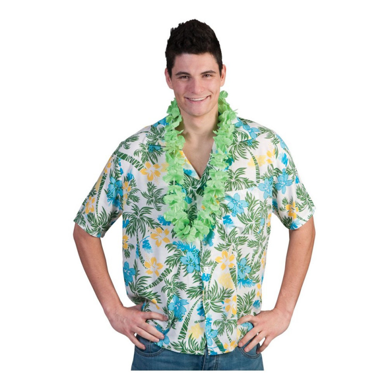 Skjorta 80\'s Hawaii - Small