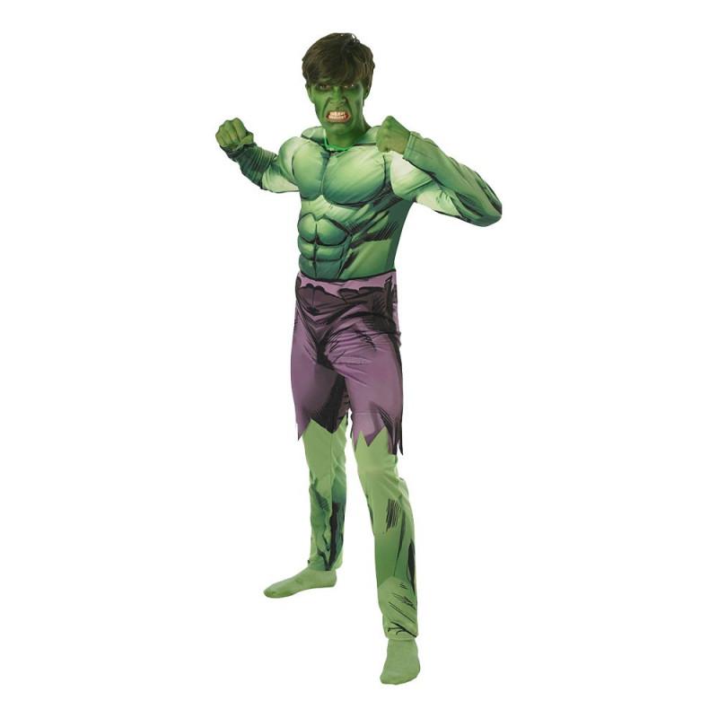 The Avengers Hulken Deluxe Maskeraddräkt - Standard
