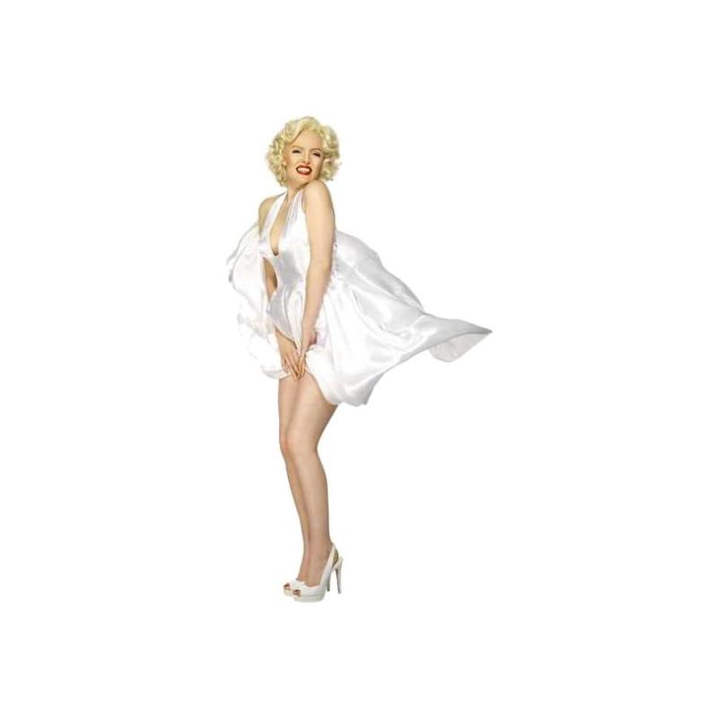 Marilyn Monroe Maskeraddräkt - Medium
